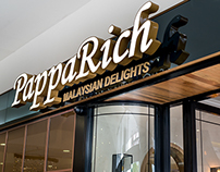 PapaRich Fitout Photography
