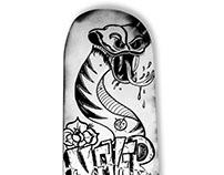 Skate Art @matdisseny • Never Give Up