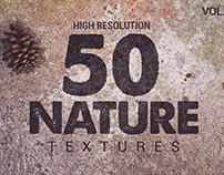 50 Nature Textures Vol2