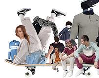Under Armour Skatewear