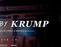 Raised by Krump / Identity+Website+Titles