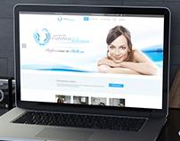 Web site Estetica Athenas - Venezuela