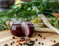 Logo and Web for independent diet consultant