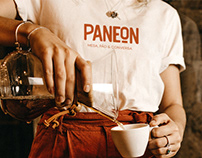 Logotipo - Paneon