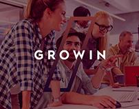 Growin // Website