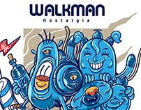 WALKMAN Doodle