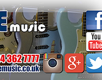 Rich Tone Music email campaigns