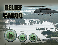 Relief Cargo Game Graphics