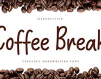 FREE | Coffee Break Font