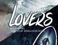 Brian Friel's LOVERS - Key Art