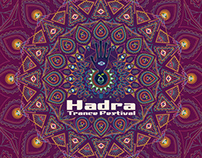 Hadra Trance Festival // Event Identity