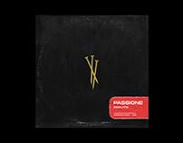 Passione — single cover artwork