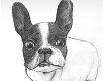 Sketches em papel 2.
