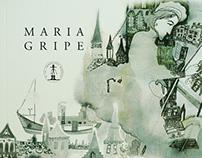 """Book М.Gripe """"Agnes Cecilia – a Strange Story """""""