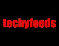 techyfeeds Logo