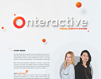 Onteractive mini brand book