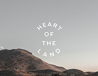 Heart of the Land - Font