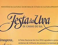 Festa Nacional da Uva 2016