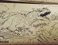 Sketchcards | Commissioned Artwork