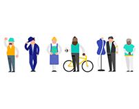Google SMB characters