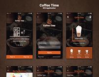 Coffee Time IOS Application