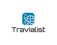 Brand identity for Trvl