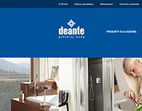 Deante redesing