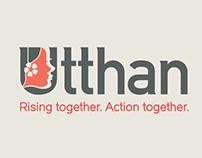 Rebranding Utthan - A collective of survivor-leaders