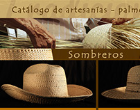Catálogo de artesanías - Palmera de Saó