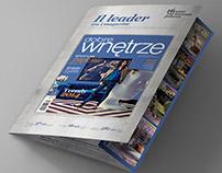 broszury targowe dla magazynu Dobre Wnętrze