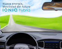 Hyundai - IONIQ Hybrid