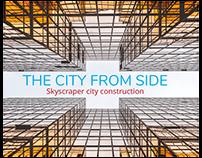 Construction Site Facebook Cover