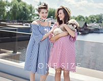 ONE SIZE by Olena Kravets | summer 2017