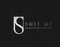 Logo for Suit Up -  Ukrainian Clothes