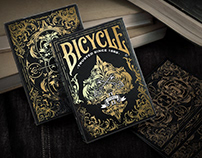 BICYCLE : SPIRIT II Playing Cards