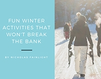 Fun Winter Activities That Won't Break The Bank