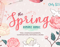 The Spring Romance Bundle