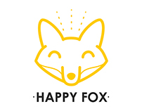 Logo - Happy Fox