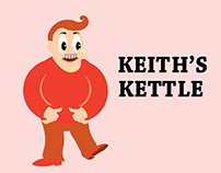 Keith's Kettle Logo