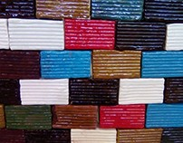""" Handmade Bricks "" - 2015"