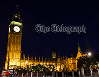 Digital Solution for The Telegraph