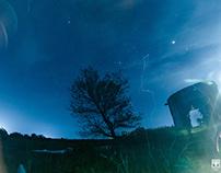 Dewas - Evening Landscape Portraits.