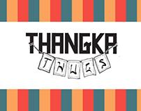 Thangka Thugs: Branding