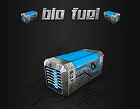 Bio Fuel Icon