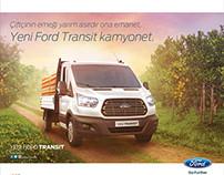 Ford Transit - 5 Bölge İlanları