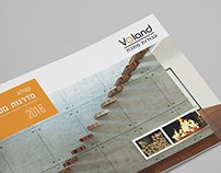 Catalogue of stairs and handrails - Voland