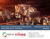 Nikoo Homes Bangalore