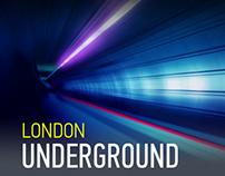London Underground Digital Signage