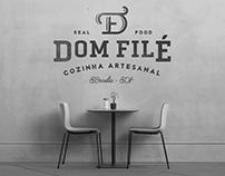 Dom Filé | Branding
