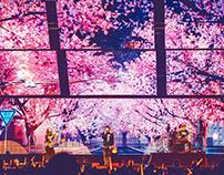 MAYDAY - Just Rock It 2019Blue 藍色三部曲巡迴演唱會